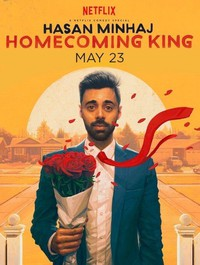 Hasan Minhaj: Homecoming King main cover