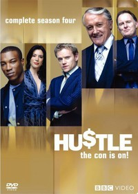 Hustle movie cover