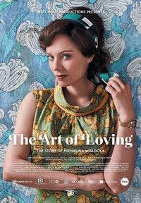 The Art of Loving. Story of Michalina Wislocka main cover