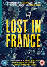 Lost in France movie cover