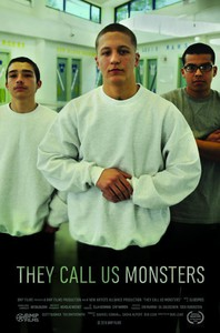 They Call Us Monsters main cover