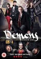 demons movie cover