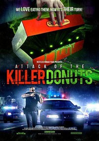 Attack of the Killer Donuts main cover