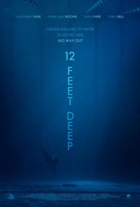 12 Feet Deep (The Deep End) main cover