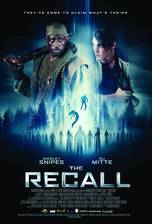 The Recall movie cover
