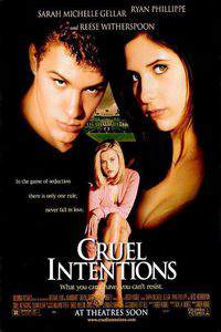 Cruel Intentions main cover