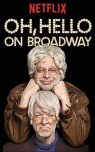 Oh, Hello on Broadway main cover