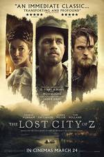 the_lost_city_of_z movie cover