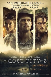 The Lost City of Z main cover