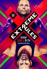 WWE Extreme Rules main cover