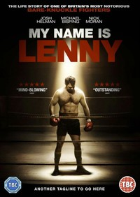My Name Is Lenny main cover