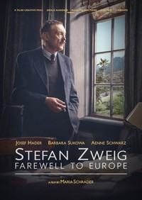 Stefan Zweig: Farewell to Europe main cover
