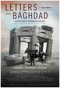 Letters from Baghdad main cover