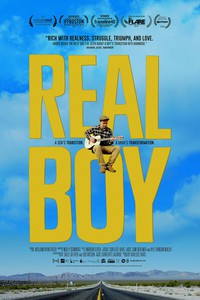 Real Boy main cover