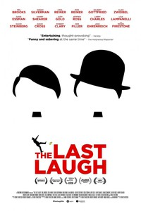 The Last Laugh main cover