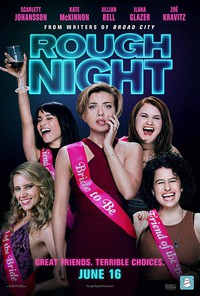 Rough Night main cover