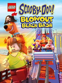 Lego Scooby-Doo! Blowout Beach Bash main cover