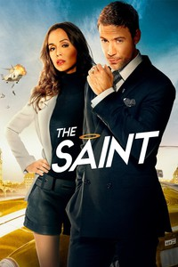 The Saint main cover