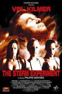 The Steam Experiment main cover