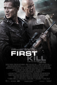 First Kill main cover