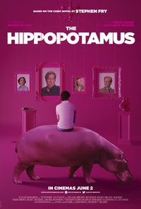 The Hippopotamus main cover