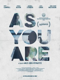 As You Are main cover