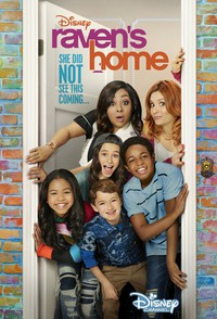 Raven's Home movie cover