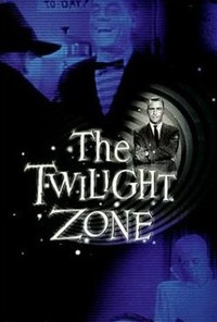 The Twilight Zone movie cover