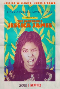 The Incredible Jessica James main cover