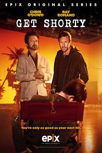 Get Shorty movie cover