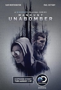 Manhunt: Unabomber movie cover