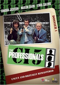 The Professionals movie cover