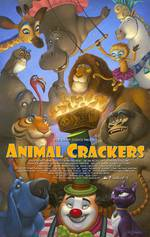 Animal Crackers movie cover