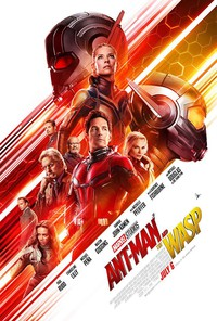 Ant-Man and the Wasp main cover