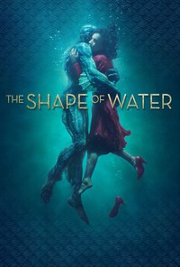 The Shape of Water main cover