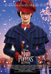 Mary Poppins Returns main cover