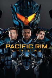 Pacific Rim: Uprising main cover