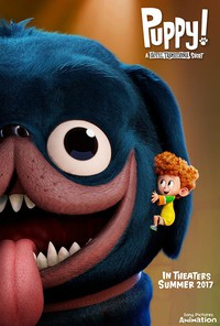 'Puppy!' main cover