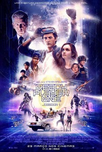 Ready Player One main cover