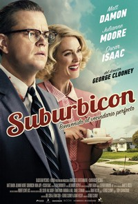 Suburbicon main cover