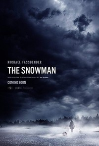 The Snowman main cover
