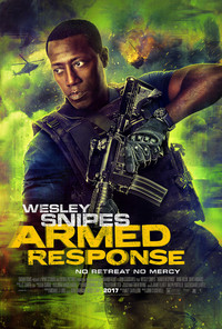 Armed Response main cover