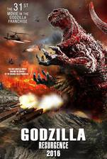 Shin Godzilla: Resurgence movie cover
