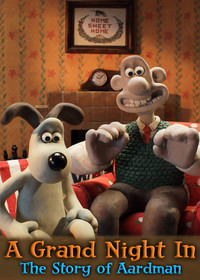 A Grand Night In: The Story of Aardman main cover