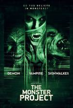 The Monster Project movie cover
