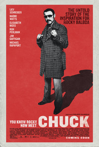 Chuck (The Bleeder) main cover