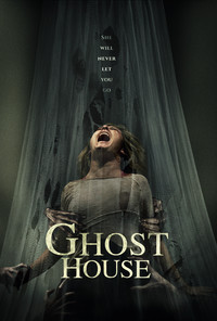 Ghost House main cover