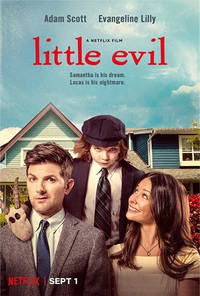 Little Evil main cover