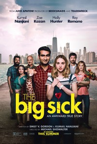 The Big Sick main cover