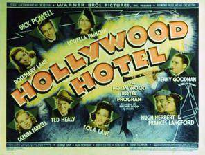 hollywood_hotel movie cover